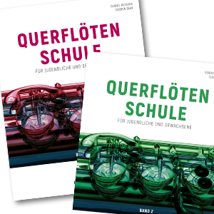 Holzschuh Verlag Querflötenschule 1